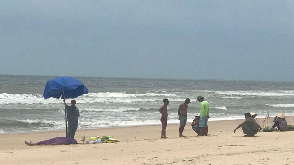 Du khách Nga, thiệt mạng, tắm biển ở Bình Thuận