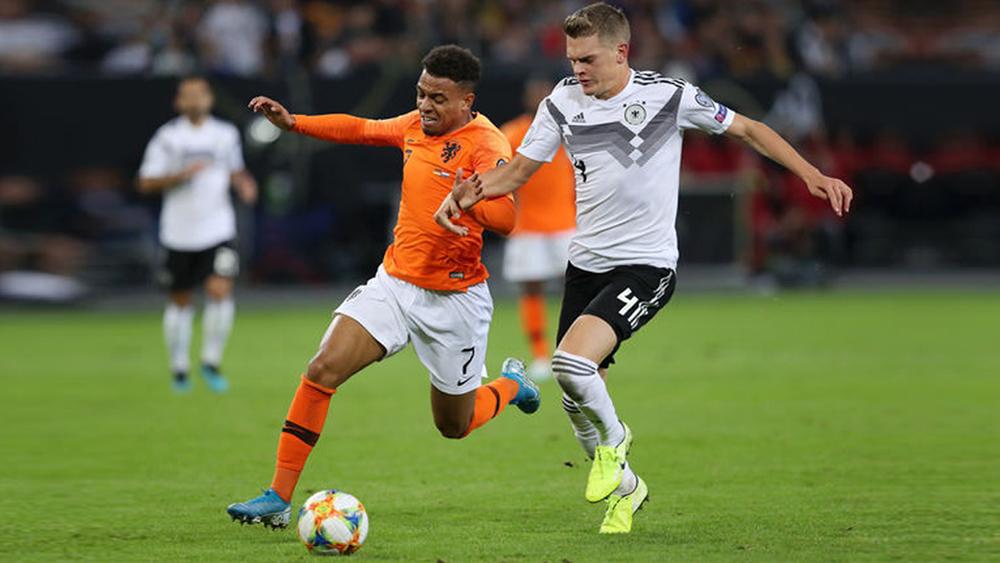Kết quả Đức vs Hà Lan, Đức vs Hà Lan, kết quả vòng loại euro 2020, kết quả vòng loại euro, Đức