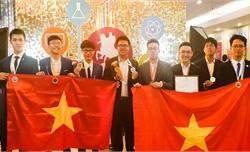 Việt Nam đạt thành tích ấn tượng trong lần đầu tham dự Cuộc thi Olympic Quốc tế Moscow lần thứ IV - 2019