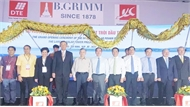 Khánh thành nhà máy điện mặt trời lớn nhất Đông - Nam Á