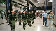 Hong Kong (Trung Quốc) siết chặt an ninh ngăn biểu tình