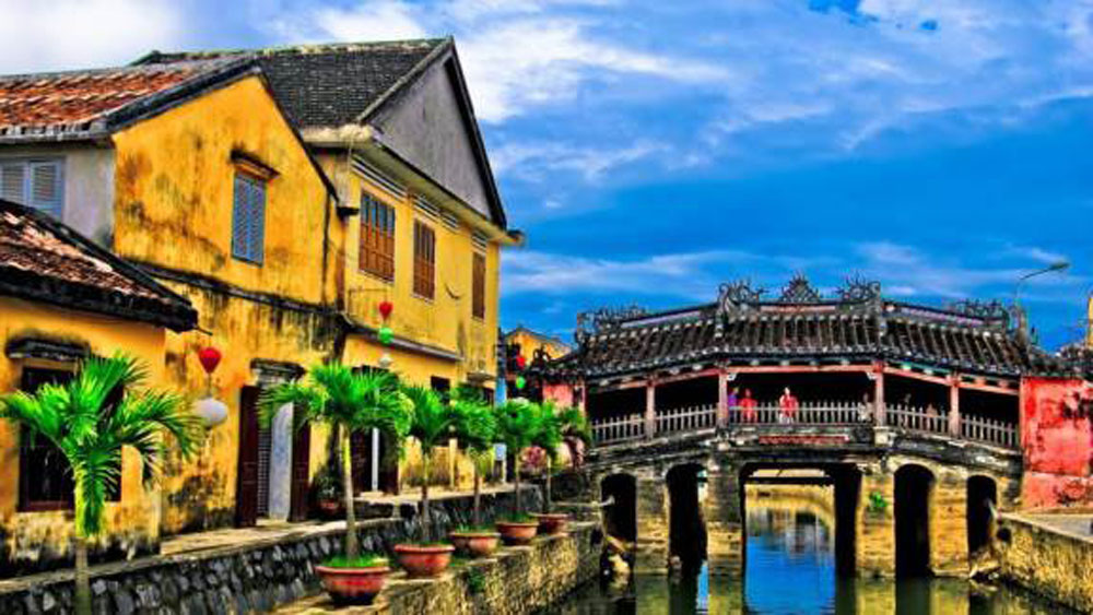 Quang Nam province, right track, world's cultural heritage, significant achievements,  Hoi An ancient city, My Son Sanctuary