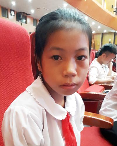 Chương trình Chắp cánh ước mơ cho trẻ em nghèo, Bắc Giang