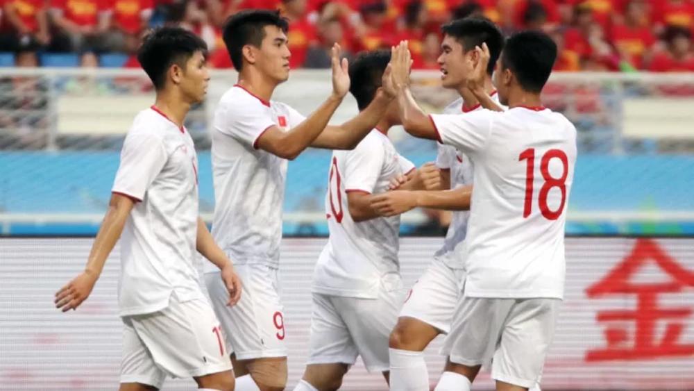 Việt Nam thắng Trung Quốc 2-0