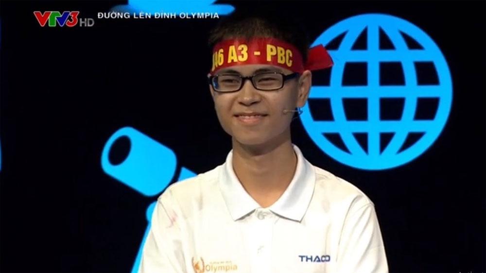 Đoàn Nam Thắng, Nguyễn Bá Vinh, Điểm mặt, 4 thí sinh, vào chung kết, Đường lên đỉnh Olympia năm 2019, Trần Thế Trung, Nguyễn Hải Đăng
