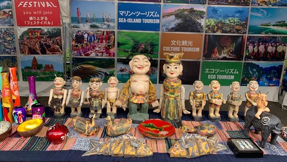 Vietnam Festival, Japan, Kanagawa Prefecture, Discovering Vietnam, Vietnamese traditional culture and cuisine, international friends, handicraft product