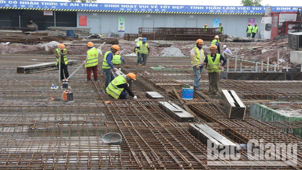 công nhân, khu công nghiệp, Bắc Giang, nhà ở xã hội, nhà trọ