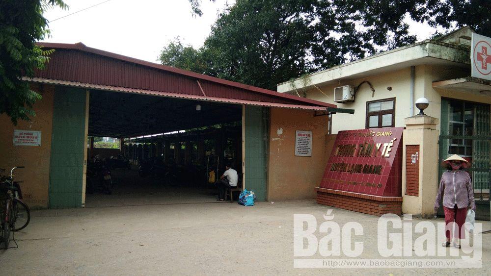 Chấn chỉnh việc thu vé trông giữ xe tại Trung tâm Y tế huyện Lạng Giang (Bắc Giang)