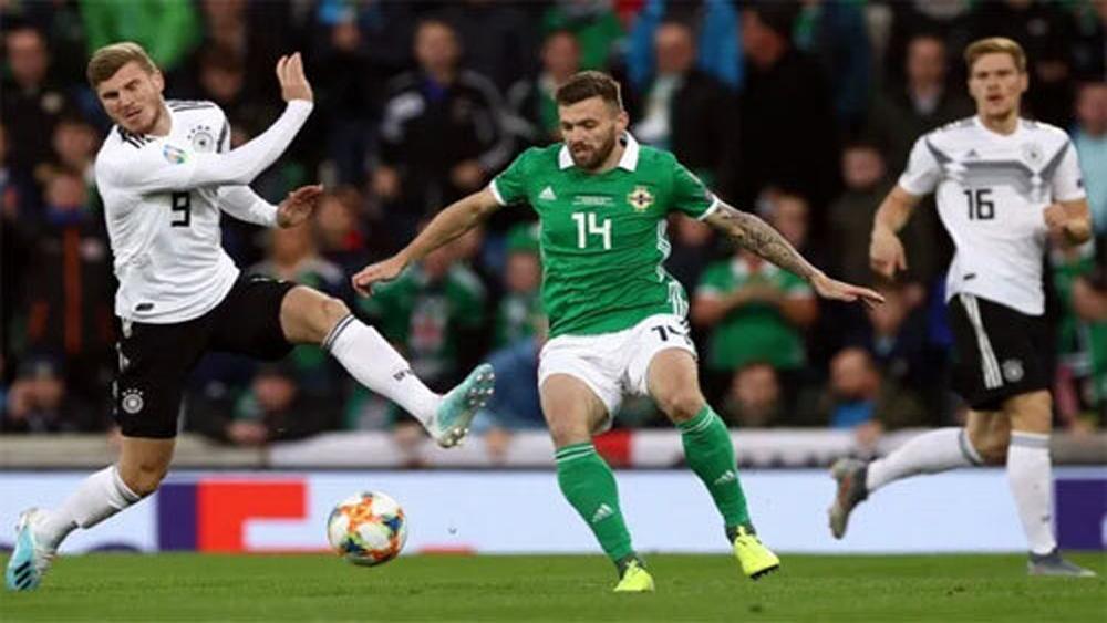 Đức, Bắc Ireland, Euro, Euro 2020