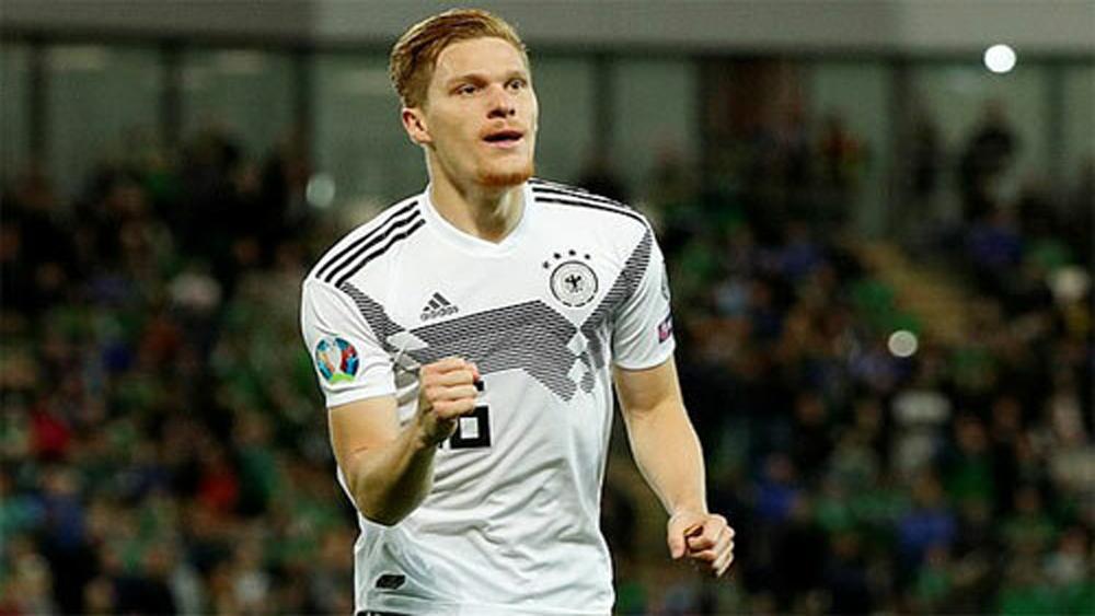 Đức chiếm đầu bảng ở vòng loại Euro