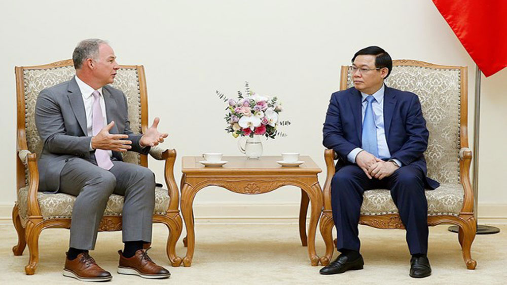 Vietnam welcomes US Gen X Energy's projects