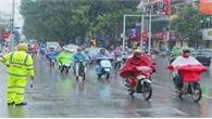 Cảnh báo mưa dông và nắng nóng trên 37 độ C