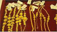 Giá vàng giảm mạnh hơn 500.000 đồng/lượng