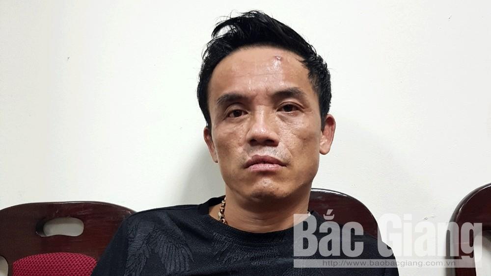 Công an Bắc Giang, ma túy, buôn bán ma túy, Đinh Ngọc Hải