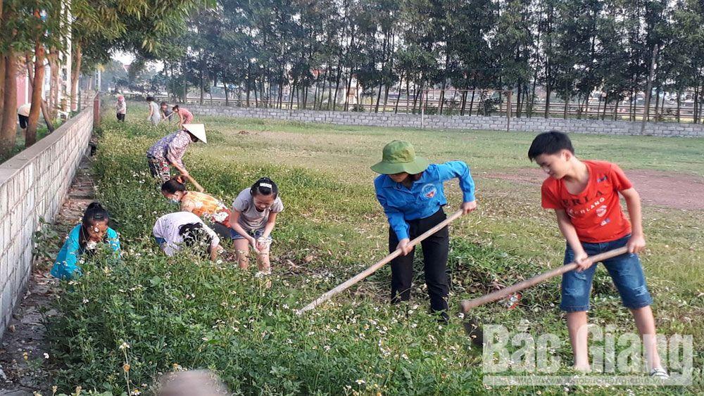 môi trường, Bắc Giang, ô nhiễm môi trường,