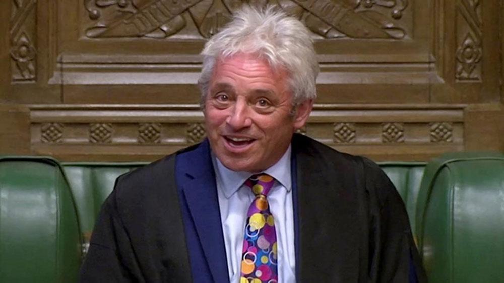Quốc hội Anh, tạm ngừng hoạt động, năm tuần