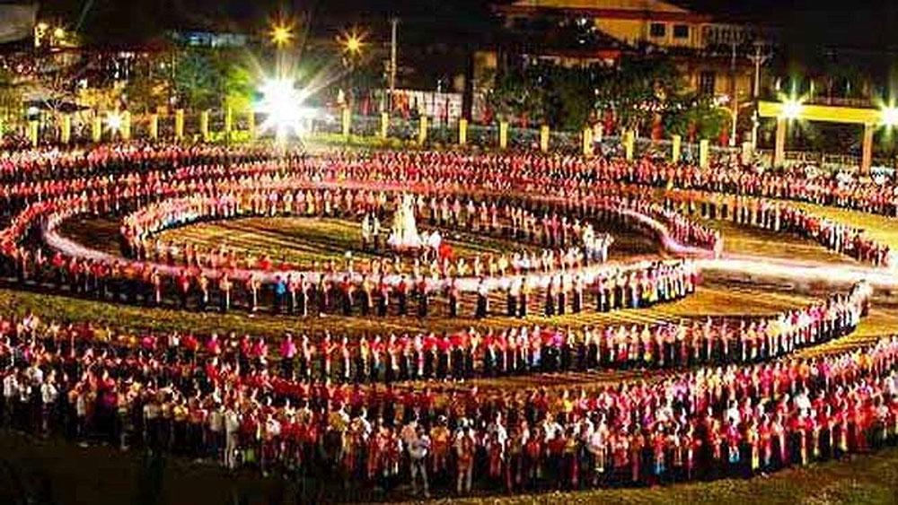Yên Bái, 5.000 người, múa đại Xoè, xác lập, kỷ lục Guinness Thế giới