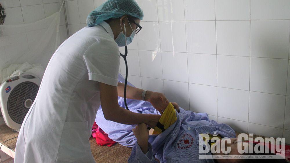 sốt xuất huyết, ca bệnh, tỉnh Bắc Giang