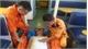 Cứu nạn thuyền viên nước ngoài trên vùng biển Hoàng Sa