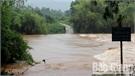 Sơn Động: Mưa lớn, nhiều ngầm tràn bị ngập sâu