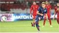 Khán giả nhà tẩy chay, Indonesia thua bạc nhược Thái Lan