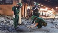 Yêu cầu tẩy độc hiện trường vụ cháy và khẩn trương di dời Công ty Rạng Đông