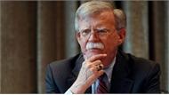 Tổng thống Mỹ Trump sa thải cố vấn an ninh quốc gia John Bolton