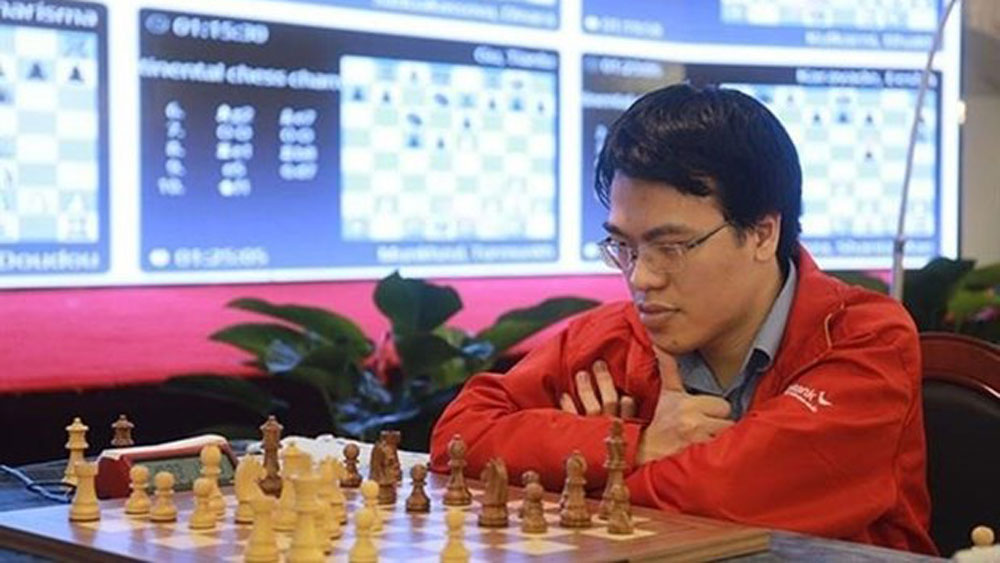 Top Vietnamese chess players compete at World Cup