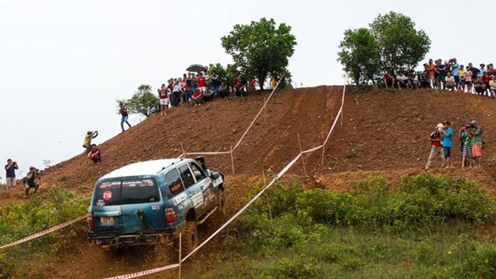 Vietnam Offroad PVOIL Cup to be held later this month