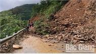 Khắc phục thiệt hại do mưa lũ tại Bắc Giang