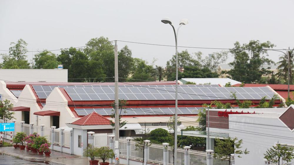 Lắp đặt, điện mặt trời, qui định, mua điện