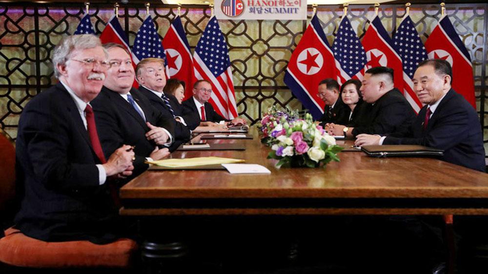 Cố vấn an ninh Mỹ J. Bolton, bị cách chức, tác động, đàm phán hạt nhân Triều Tiên