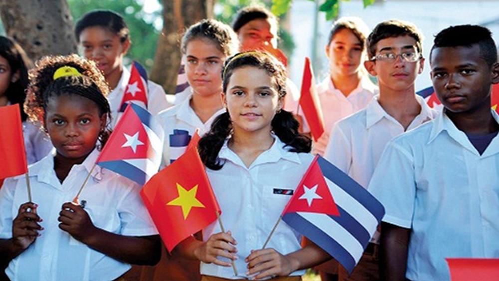 Chủ tịch Hồ Chí Minh, Fidel Castro, mối quan hệ đặc biệt, Việt Nam, Cuba