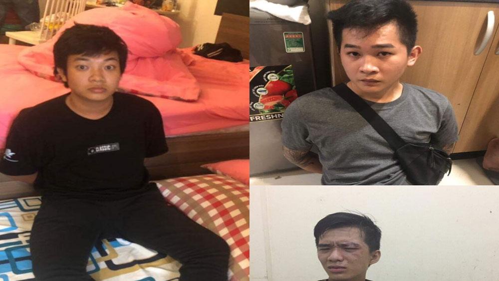 Triệt phá đường dây mua bán ma túy tinh vi từ Campuchia về TP Hồ Chí Minh