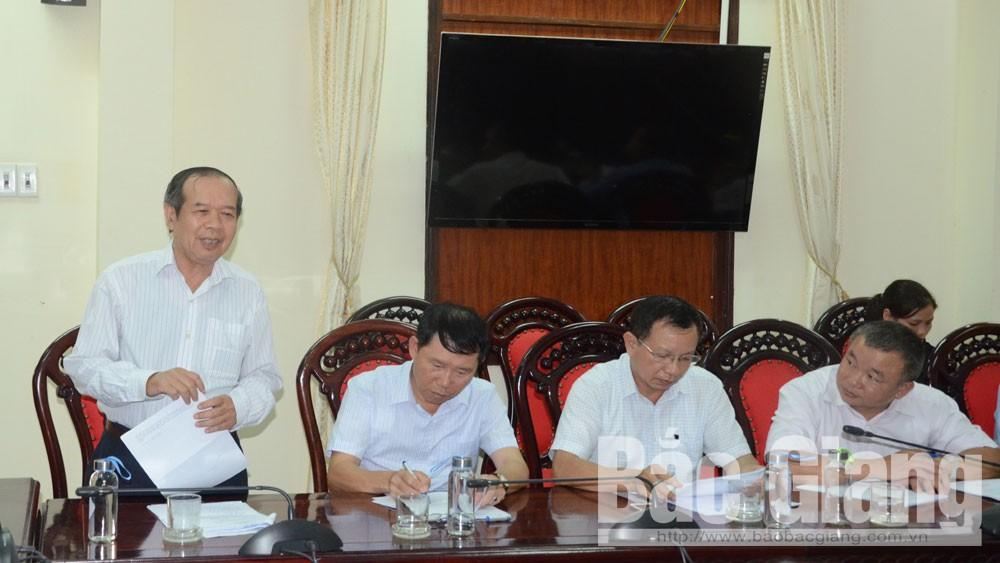 Đoàn ĐBQH, đóng góp ý kiến, Luật Thư viện, Bắc Giang, 11-9-2019