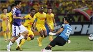 Hà Nội đè bẹp Nam Định ở V-League