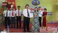 Thành lập Đảng bộ Trường Trung cấp nghề Giao thông vận tải Bắc Giang