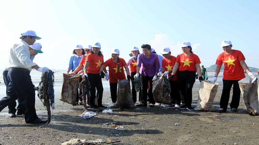 Lễ phát động quốc gia, hưởng ứng, Chiến dịch làm cho thế giới sạch hơn năm 2019
