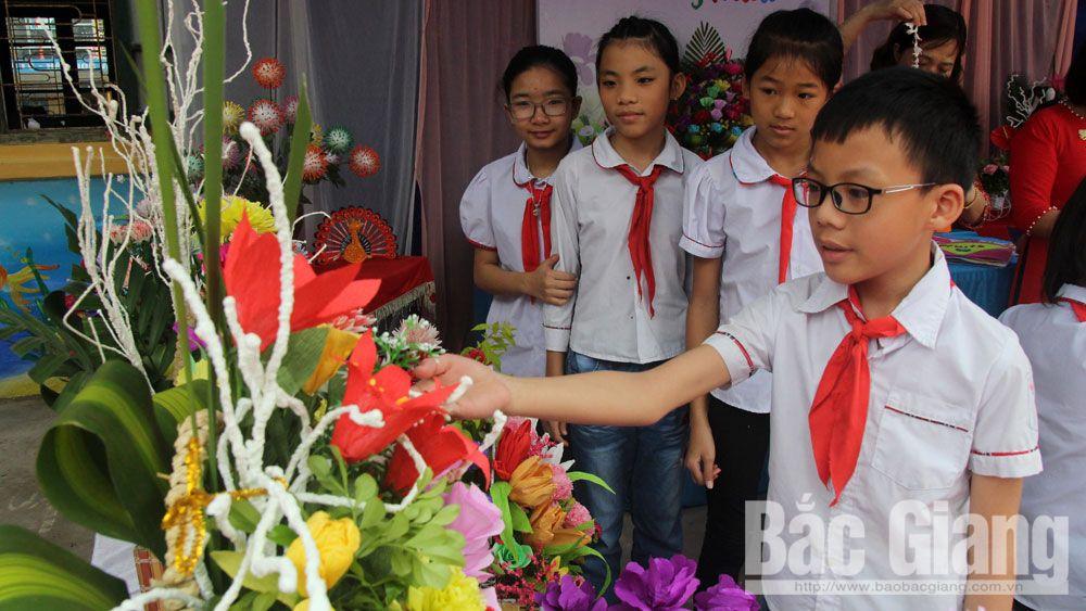 Tiền trường, lạm thu đầu năm học, Sở giáo dục và đào tạo Bắc Giang