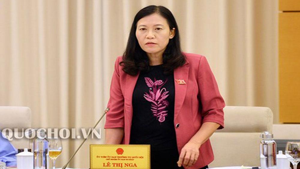 Đề nghị, Bộ Công an, xử lý nghiêm, nữ đại úy Lê Thị Hiền