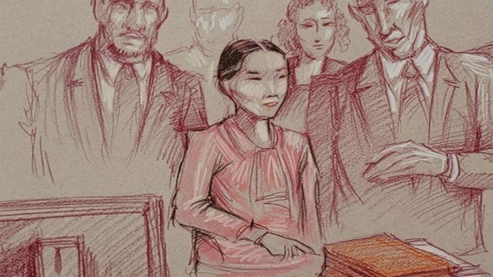 Mỹ, buộc tội , một công dân Trung Quốc, đột nhập dinh thự của Tổng thống Donald Trump, bà Trương Ngọc Tĩnh,