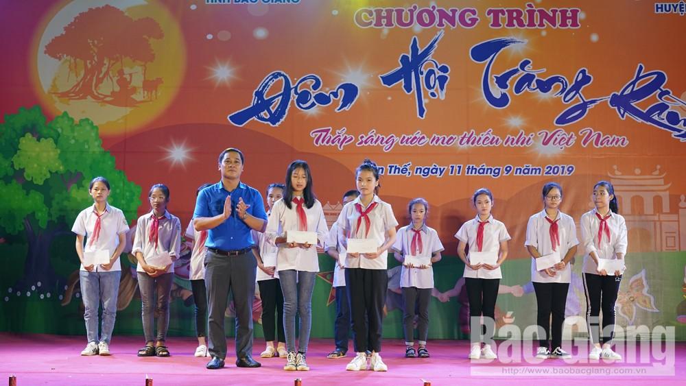 Rộn ràng trung thu, Tết Trung thu, Bắc Giang