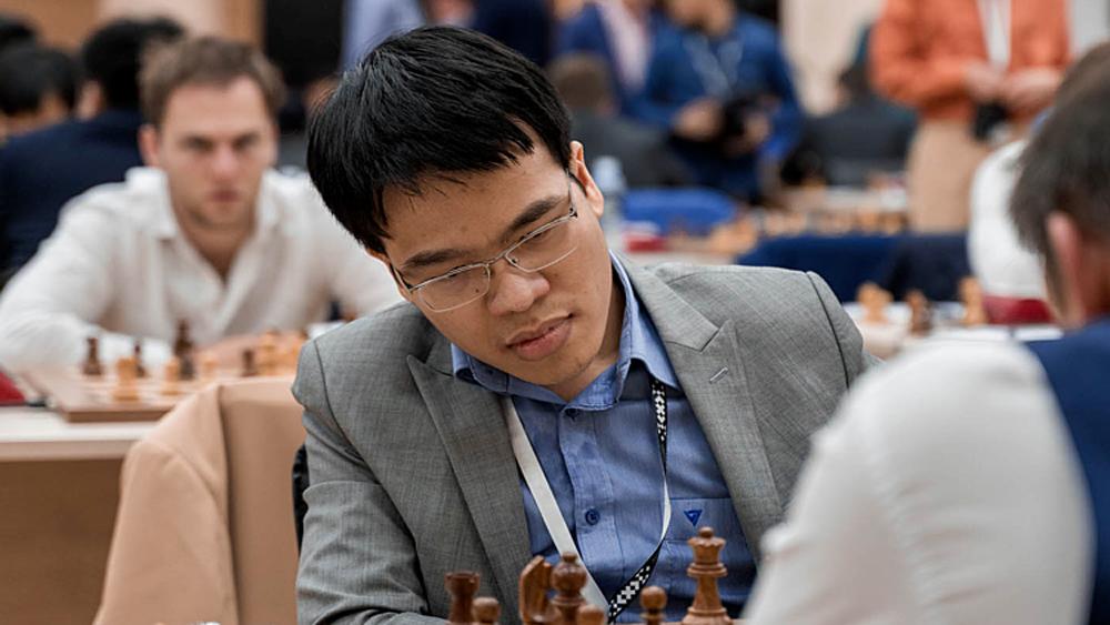Quang Liêm, Lê Quang Liêm, cờ vua, Cup cờ vua thế giới