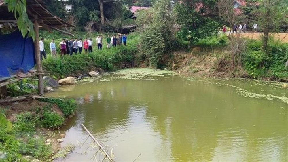 Nam Định, hai học sinh, bị tử vong, đuối nước ở xã Hải Chính,