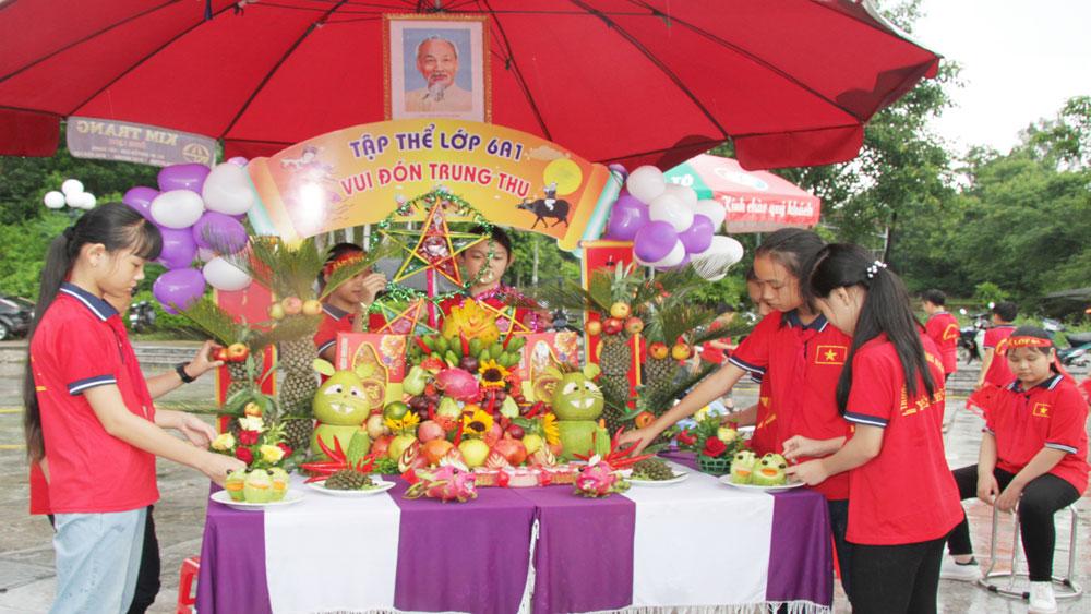 trung thu, thành phố Bắc Giang, quà trung thu, trẻ em, thiếu nhi