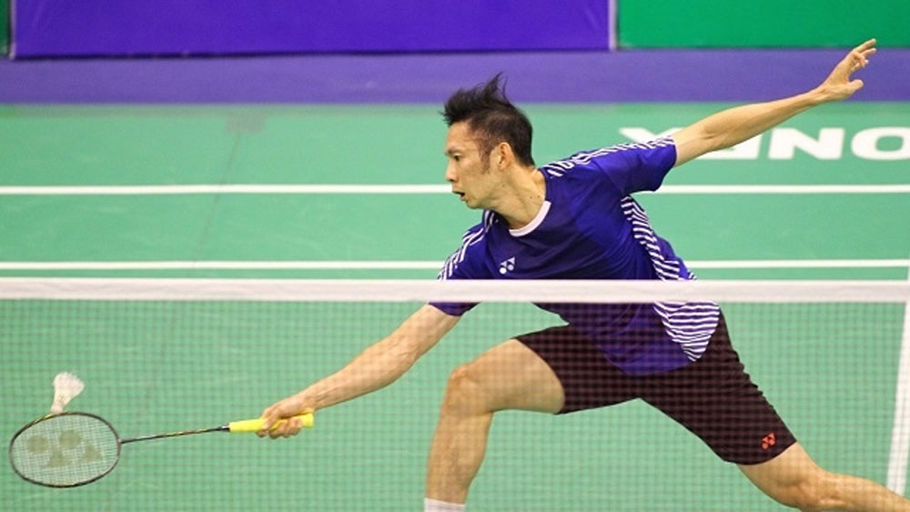 Tien Minh gets off to good start at Vietnam Open 2019