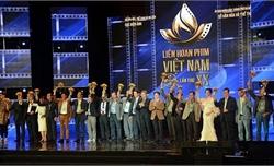 Liên hoan Phim Việt Nam lần thứ 21 diễn ra từ 23 đến 27-11 tại Bà Rịa - Vũng Tàu