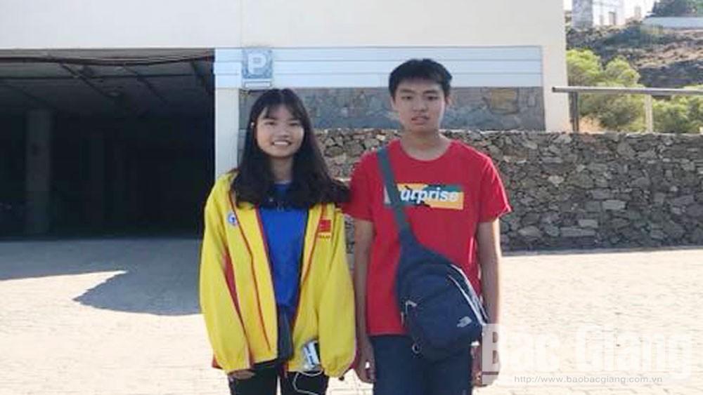 Bắc Giang, Lương Hoàng Tú Linh, Giải cờ vua trẻ thế giới