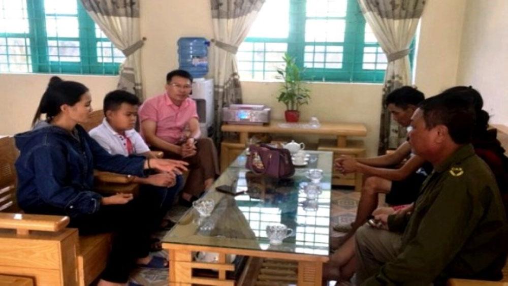Nhặt được, 70 triệu đồng, cậu học trò lớp 7 , tìm người đánh rơi, em Nguyễn Bình Minh