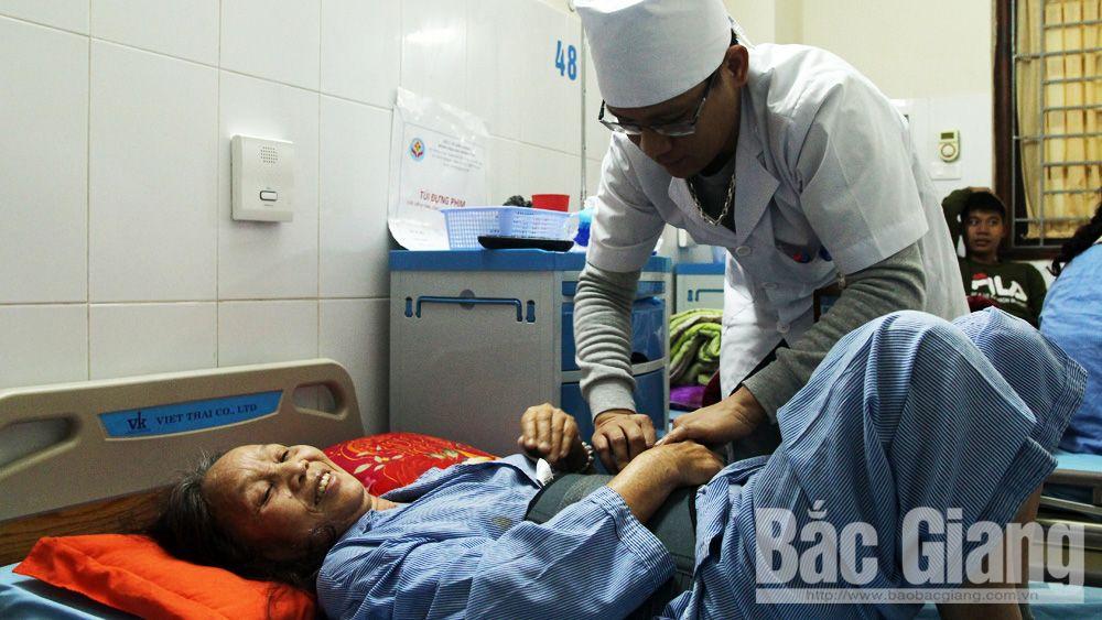 ngoại thần kinh, Bệnh viện đa khoa tỉnh Bắc Giang